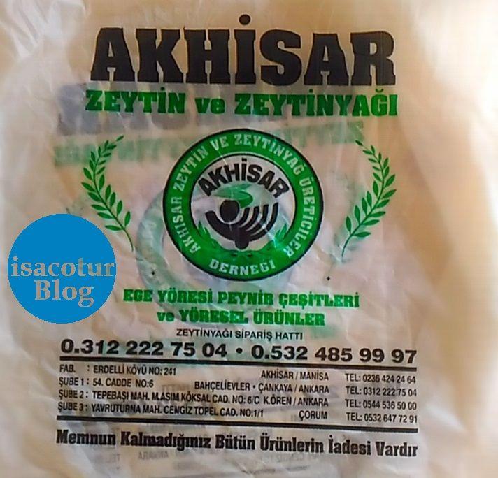 Akhisar Zeytin Üreticileri Derneği Şube İletişim