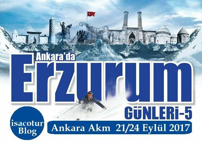 Ankara Akm Erzurum Günleri 5
