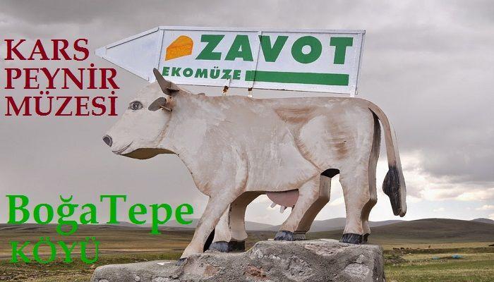Kars Peynir Müzesi Boğatepe Köyü (Zavot) Eko Müze