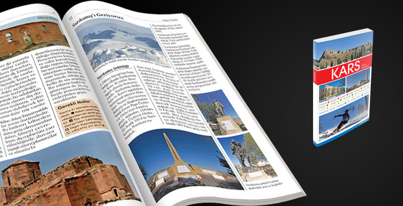 Kars Turizm Haritası
