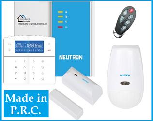 Neutron Alarm Paneli