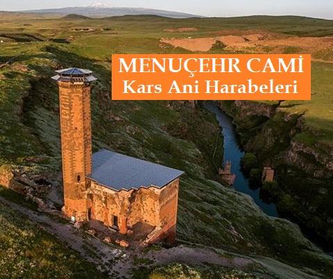 Ani Harabeleri Menuçehr Cami