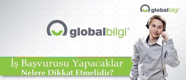 Global Bilgi İş Görüşmesi