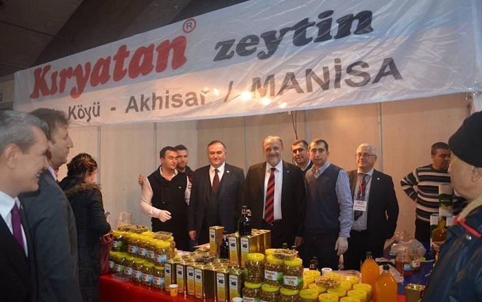 Kıryatan Zeytincilik Manisa Büknüş Köyü
