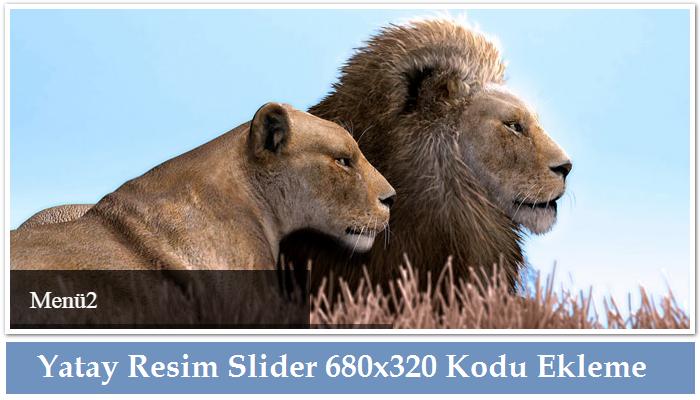 Resim Slayt Kodu 680x320