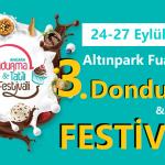 Dondurma ve Tatlı Festivali 2020 Ankara