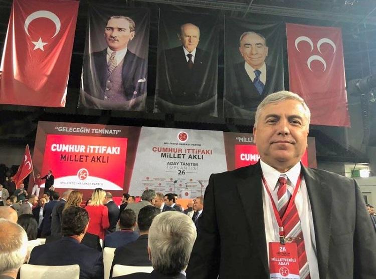 Dr.Suat AKGÜL MHP Aday Adayları tanıtım toplantısı 2018
