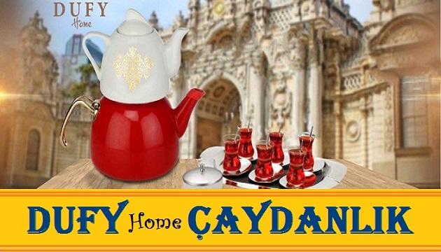 Dufy Home Çaydanlık
