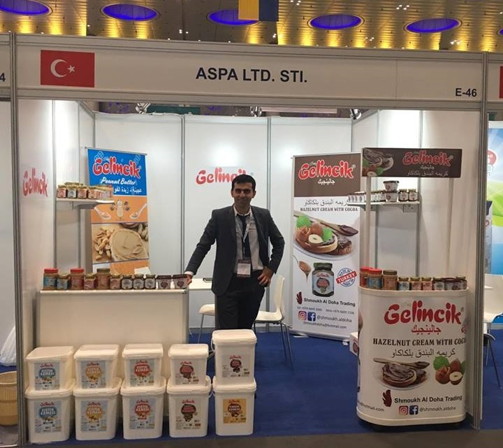 Aşpa Gelincik Haşhaş Doha Exhibition and Convention Center