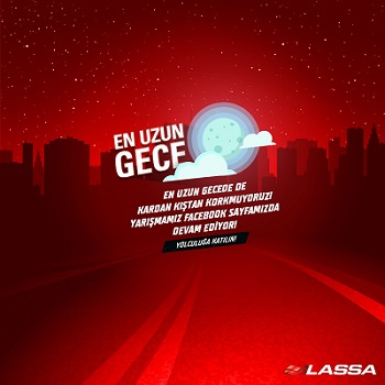 Lassa 21 Aralık En Uzun Gece Kampanyaları