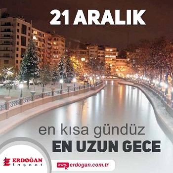 Erdoğan inşaat 21 Aralık En Uzun Gece Kampanyaları