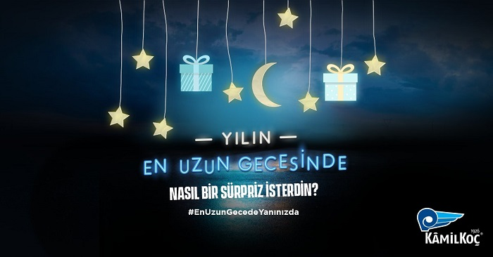kamilkoç 21 Aralık En Uzun Gece Kampanyaları