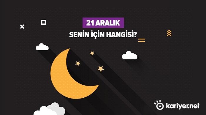 Kariyer.net 21 Aralık En Uzun Gece Kampanyaları