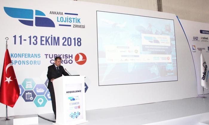 Ankara Lojistik Zirvesi ve Fuarı 2018 Fuarı Msk Global Transport & Lojistik