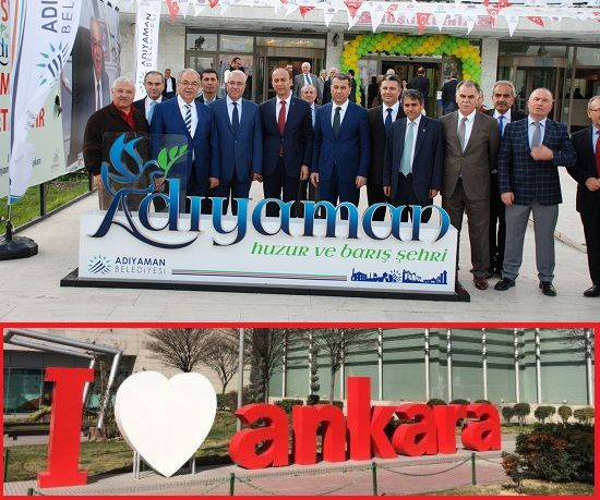 I Love You Ankara Tag