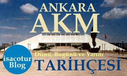 Ankara Atatürk Kültür Merkezi Tarihçesi