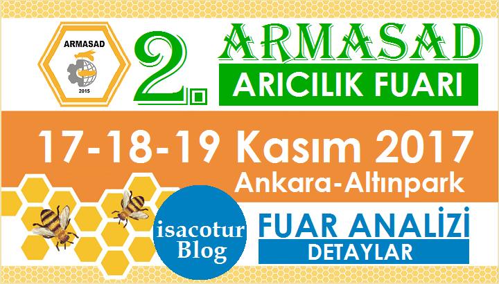 2.ARMASAD ARICILIK FUARI 2017 ANKARA