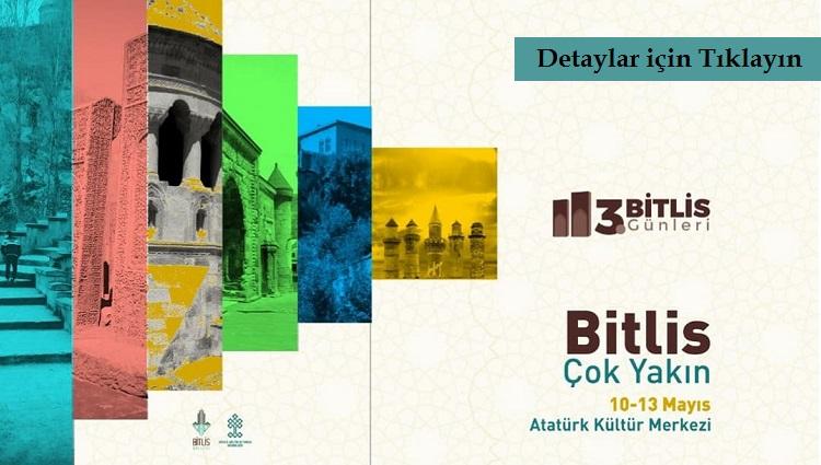 Bitlis Tanıtım Günleri 2018