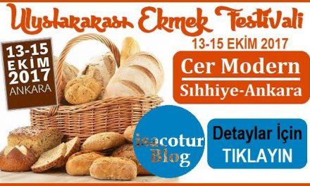 Uluslararası Ekmek Festivali Ankara
