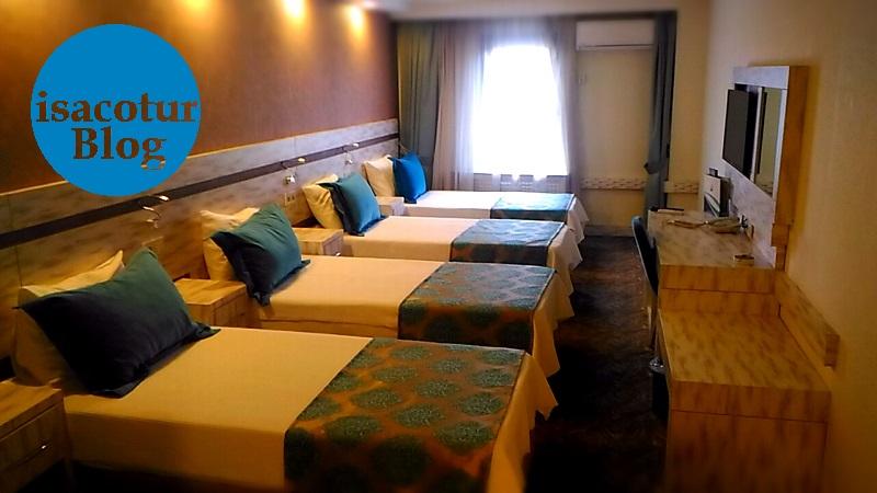 Saydes Otel Odaları