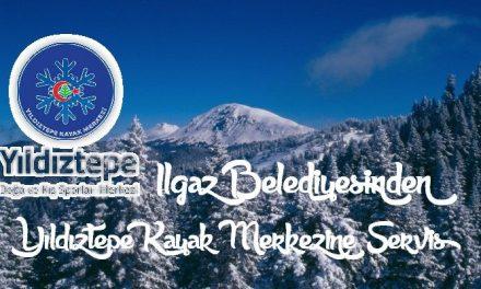 Yıldıztepe Kayak Merkezine Servis