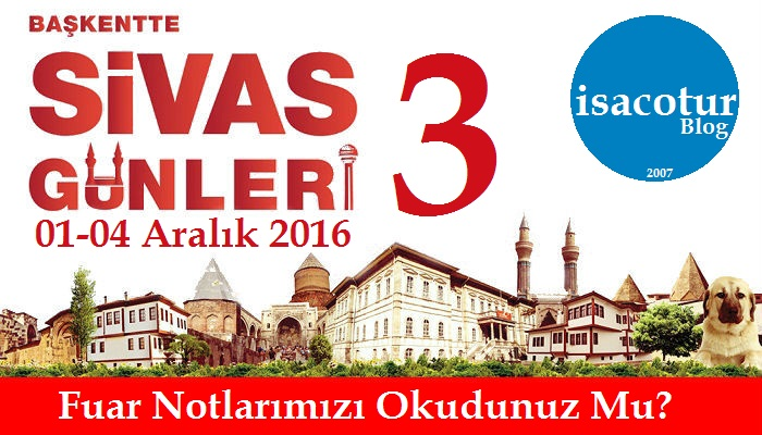 Başkent Ankara'da Sivas Günleri 3