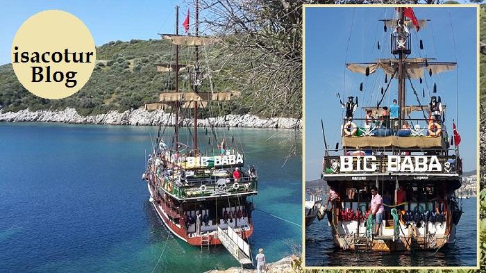 Big Baba Kuşadası Tekne Turu