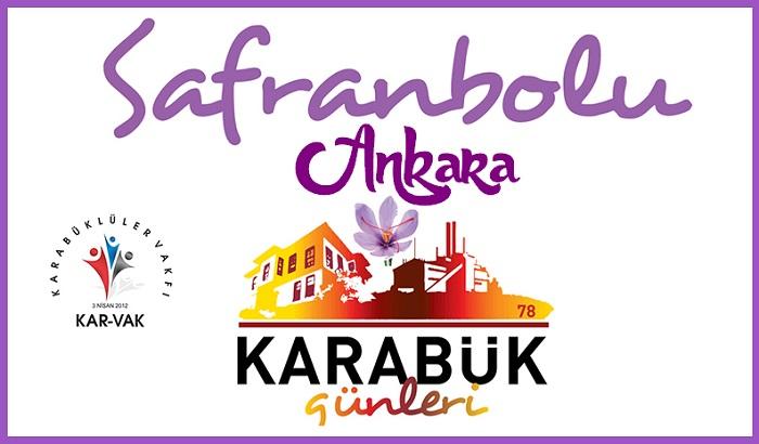 Ankara'daKarabük Tanıtım Günlerinde 2016