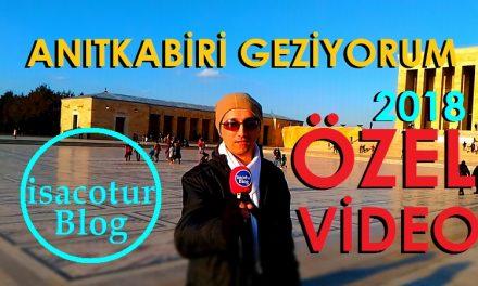 Anıtkabir Gezi Rehberi Notlarım