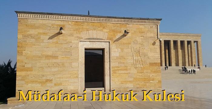 Anıtkabir Müdafaa-i Hukuk Kulesi