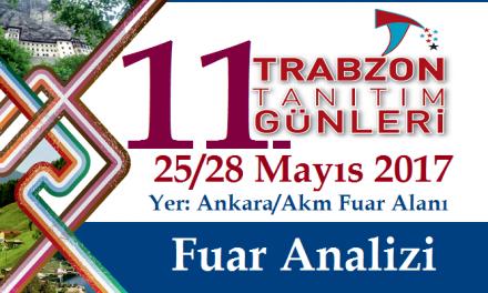 Ankara'da Trabzon Günleri 2017