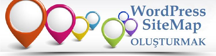 WordPress Sitemap Oluşturmak