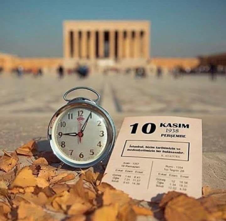 Anıtkabir 10 Kasım