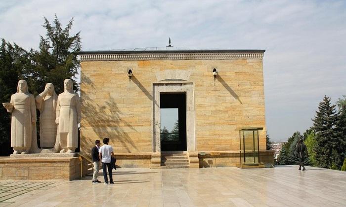 Anıtkabir İstiklal Kulesi