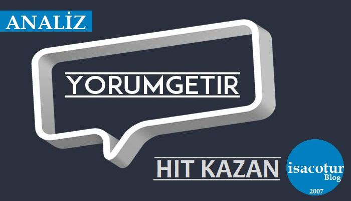 Yorum Getir Hit Kazan