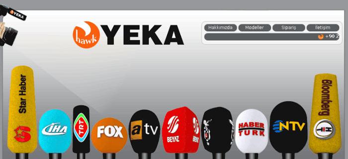 Ye-Ka Mikrofon Süngeri