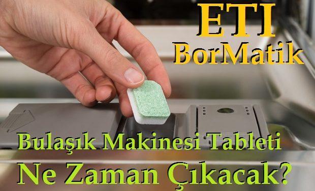Eti BorMatik Bulaşık Deterjanı