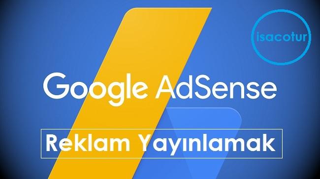 Google Adsense Reklam