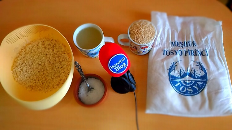 Sarı Kılçık Pirinci Nasıl Pişirilir