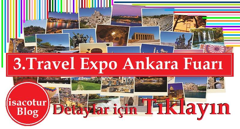 3.Travel Expo Ankara 2018