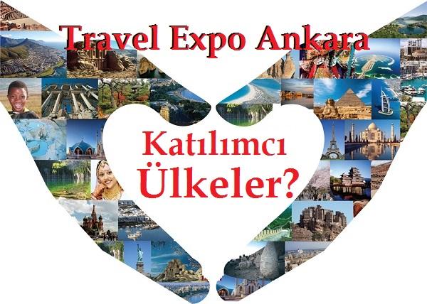 Travel Expo Ankara 2018 Katılımcı Ülkeler Kimler