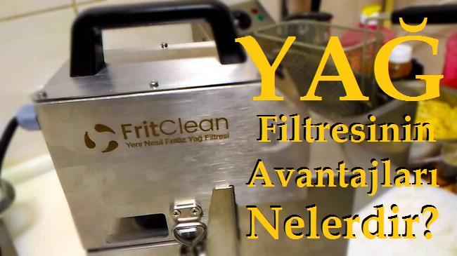 Frit Clean Yağ Filtresinin Avantajları Nelerdir