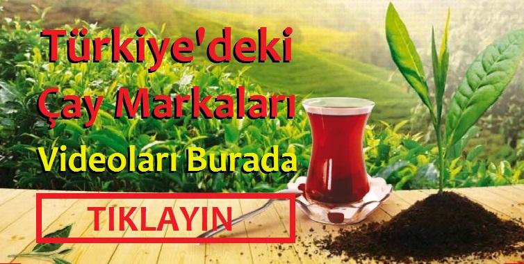 Türkiye'deki Çay Markaları Videoları