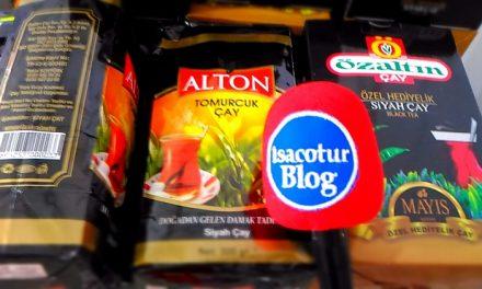 Özaltın Çay Trabzon Tanıtım Günleri Fuarında