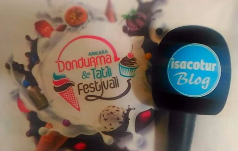 1.Ankara Dondurma ve Tatlı Festivali