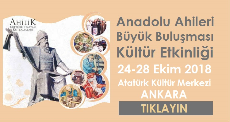 Anadolu Ahiler Büyük Buluşması