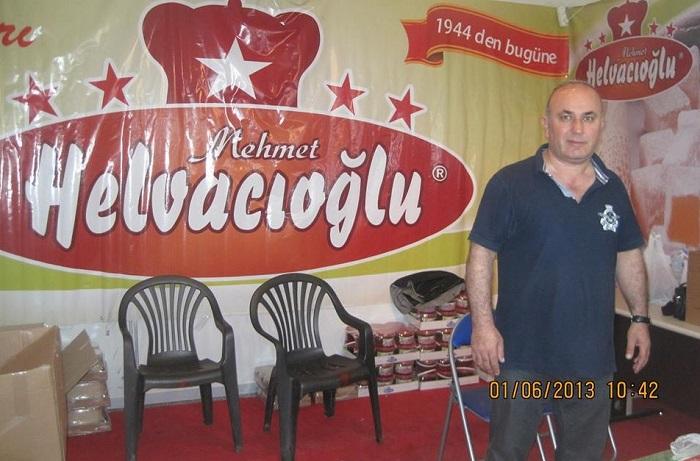 Çankırı Mehmet Helvacıoğlu Şekerleme