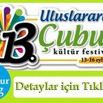 13.Uluslararası Çubuk Turşu Ve Kültür Festivali 2018