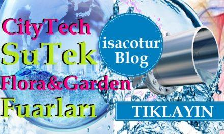 Citytech SuTek Flora&Garden 2018 Fuarları