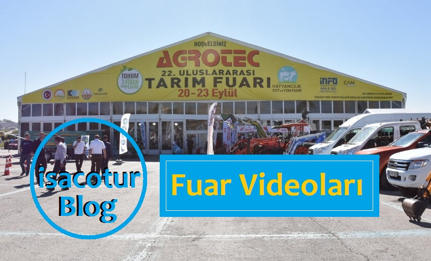 Ankara Tarım ve Hayvancılık Fuarı AGROTEC 2018